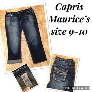 Capri Maurice's